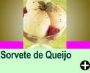 SORVETE DE QUEIJO
