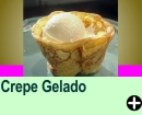 CREPE GELADO