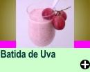 BATIDA DE UVA
