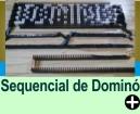 MOVIMENTO SEQUENCIAL DE DOMIN�